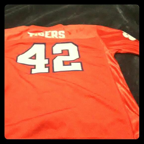 separation shoes ec9aa e8cbb Clemson tigers football jersey